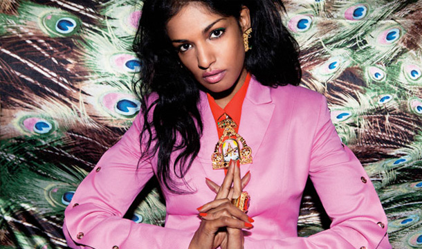 M.I.A. – Bring The Noize