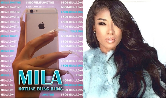 Mila – Hotline Bling Bling (Remix)