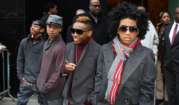 Mindless Behavior Taps 'Hit-Makers' for 'All Around The World' Album