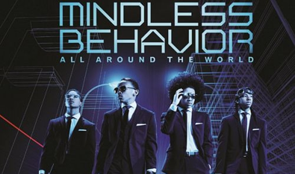 Mindless Behavior's 'All Around The World' Debuts On UK Albums Chart