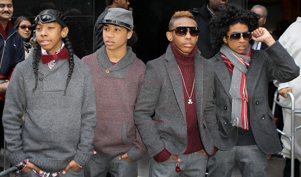 """Love Doctors: Mindless Behavior Says It """"Feels Good"""" to Promote Love"""