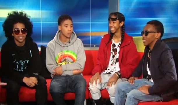 Mindless Behavior All Around The World: 'It's A Great Week For Us'