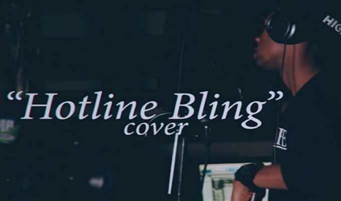 Mishon Offers His Version of 'Hotline Bling'