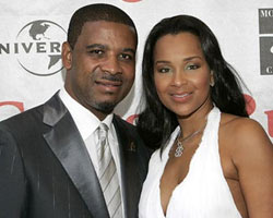 Hollywood: Premier Misick Says His Marriage To Lisa Raye Is Over!
