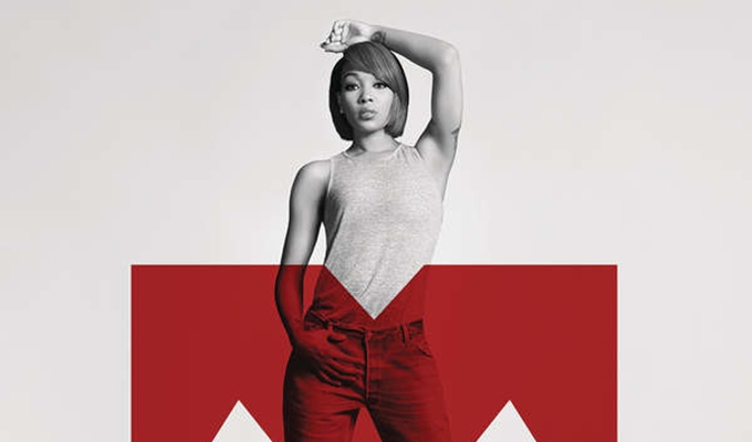 Monica's LP 'Code Red' Is Out Today…Stream Here!