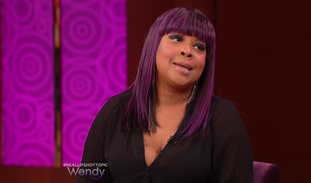 Monifah Talks Music, Love and More on 'Wendy Williams Show'
