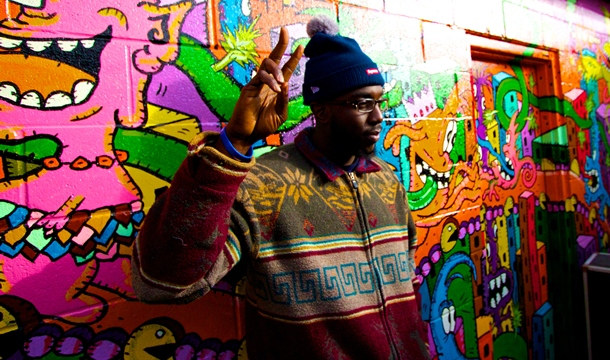 Moruf Chops It Up About His Nigerian Roots, Family, The Rap Game, Irvington NJ & More