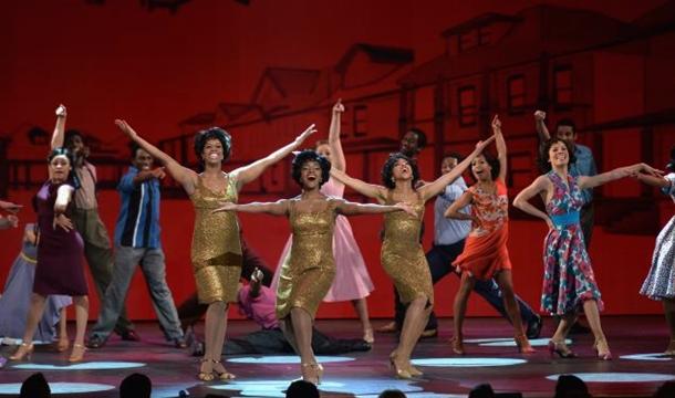Motown The Musical Hits 'Record' Over Thanksgiving