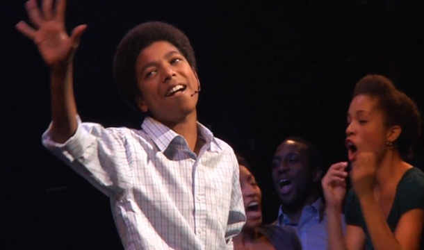 Berry Gordy Grants First Look at 'Motown: The Musical'