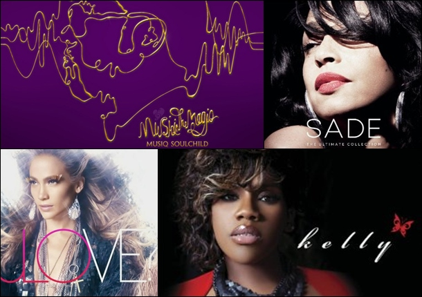 NEW RELEASES: Musiq's MusiqintheMagiq, Kelly Price's Kelly, Jennifer Lopez's Love?, Sade's Best