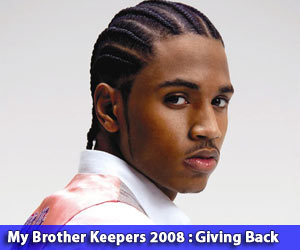 My Brother's Keeper: Celebrities Who Gave Back in 2008