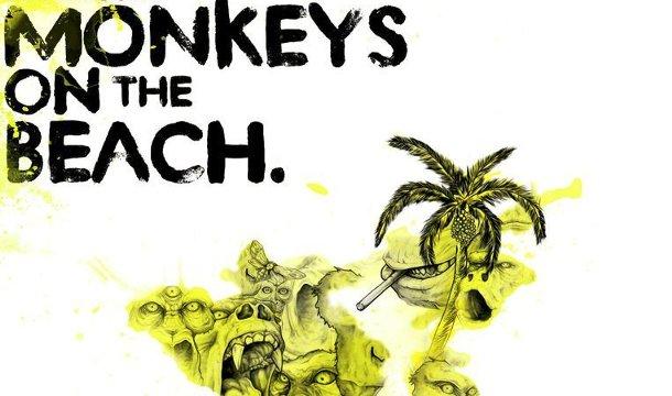 Myke Bogan – Monkeys on the Beach