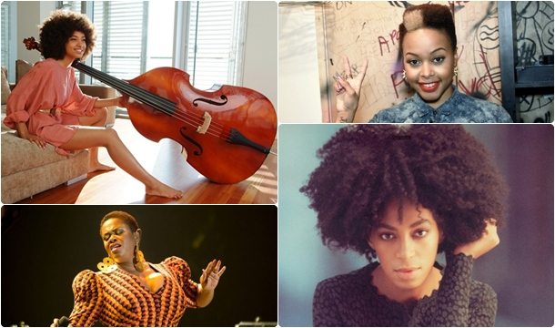 10 Reasons Natural Hair Is Here To Stay!!! Ask Esperanza, Chrisette, Solange, More