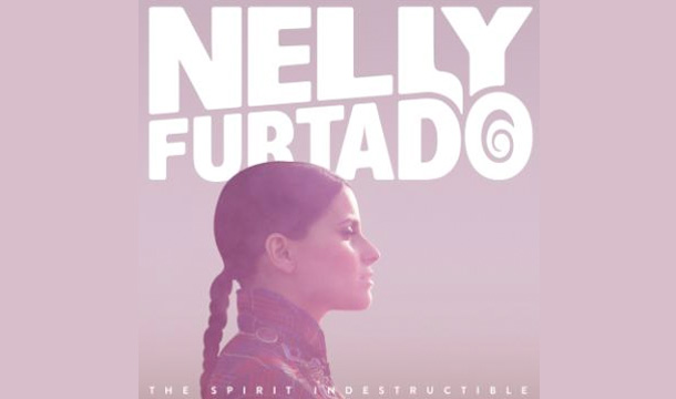 Nelly Furtado Reveals 'The Spirit Indestructible' Artwork