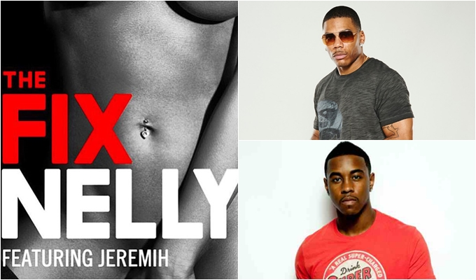 Nelly – The Fix ft. Jeremih (Lyric Video)