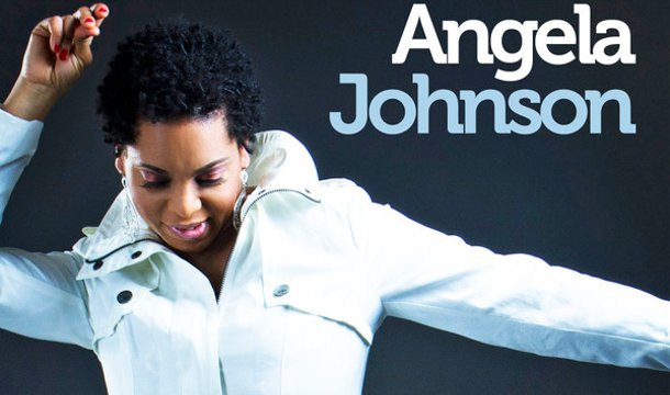 NEW RELEASES: Angela Johnson – Revised Edited & Flipped