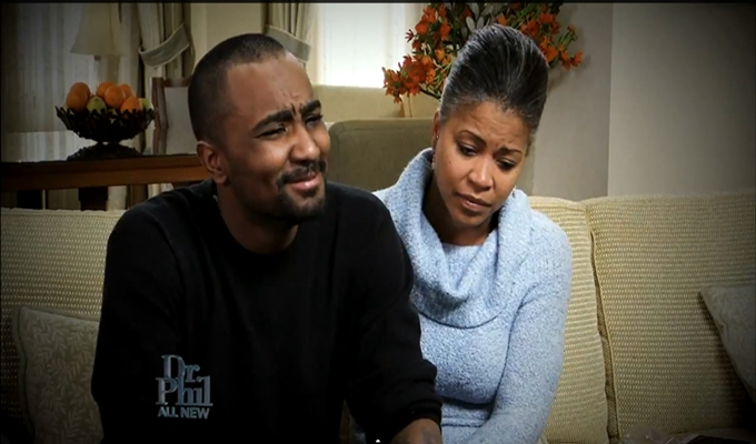 Nick Gordon Breaks Down During Dr. Phil Interview in Preview, Bobbi Kris' Aunt Disapproves