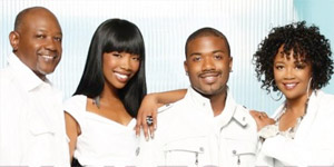 Brandy, Ray J and Willie Norwood Sr. – Talk To Me