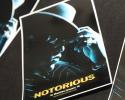 Can't Wait For Notorious: Special Screenings Revealed !