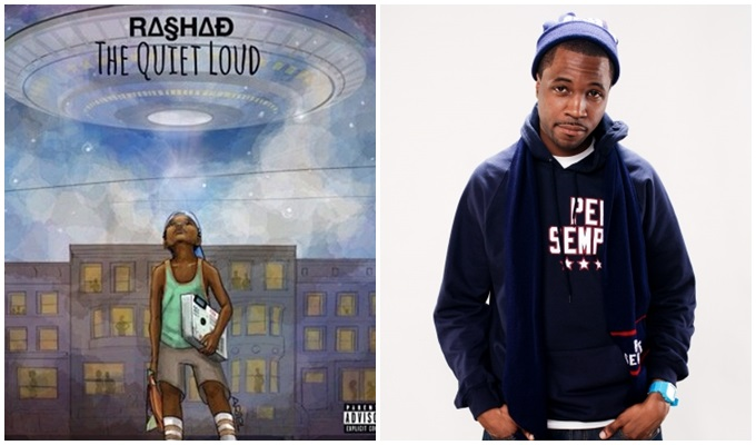 [Review] Ohio Artist Rashad Gets Deep On New Album 'The Quiet Loud' (Stream)