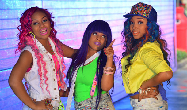 "BTS: OMG Girlz Readies ""Where The Boys At?"" Video"