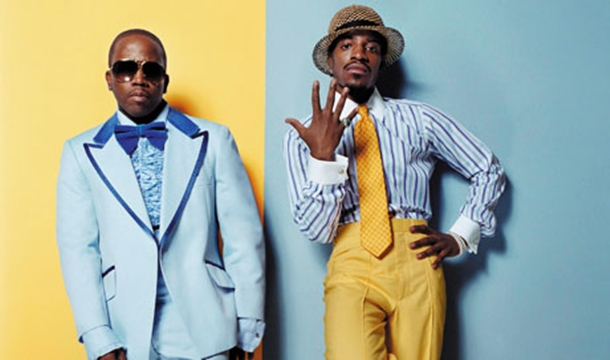Outkast Joins BET Experience Line Up To Headline