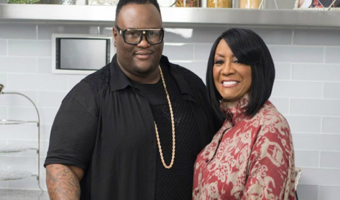 Patti LaBelle and James Wright Land Holiday Cooking Special