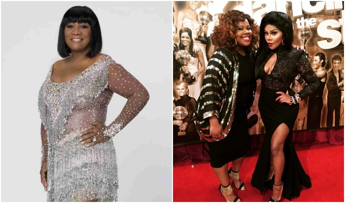 """Patti LaBelle, Lil Kim, and Amber Riley Perform """"Lady Marmalade"""" on 'Dancing With The Stars' Special"""