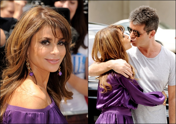 Paula Abdul 'Excited Beyond Words to be a Part of The X Factor'