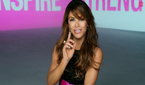 Paula Abdul Dances for Breast Cancer Awareness Month in #CheckYourself Campaign (Video)