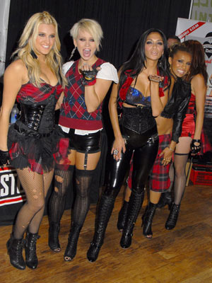 The Pussycat Dolls Celebrates Release of Doll Domination