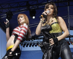 Pussycat Dolls' Melody On Nicole: 'She's Not The Only One'