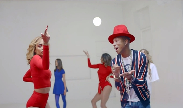Pharrell Williams Joins iTunes Festival Line Up
