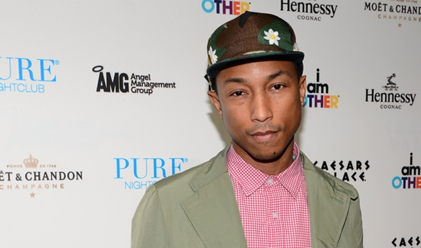 Pharrell Williams Talks State of Music, Drugs and New Music