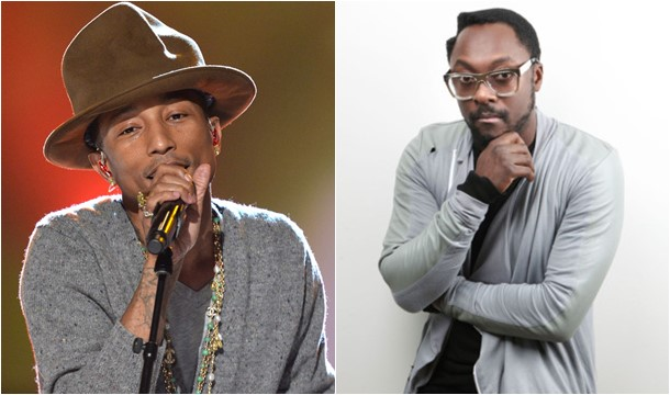 Pharrell and will.i.am Find Peace, Settle Trademark Dispute