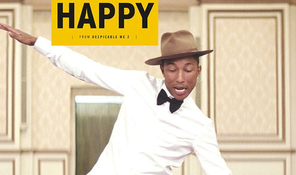 Pharrell's 'Happy' Will Be Turned Into A Children's Book