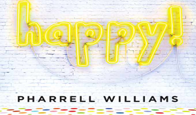 Pharrell Turns 'Happy' Into A Children's Book