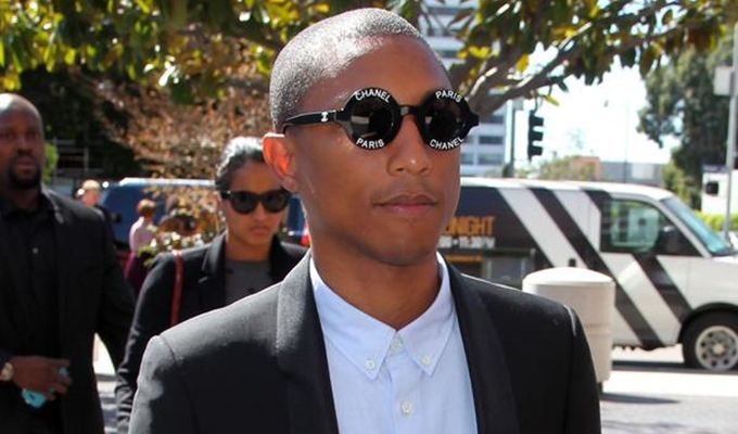 Pharrell Williams Addresses 'Blurred Lines' Verdict in New Interview With the Financial Times