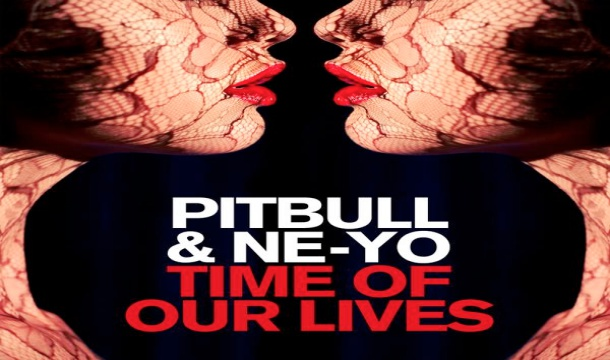 "Pitbull & Ne-Yo Says We're Having The ""Time of Our Lives"""