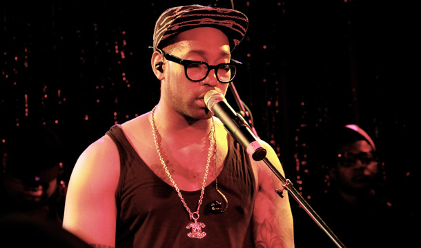 EXCLUSIVE: With Support From YMCMB and Emily King, PJ Morton Rocks NYC