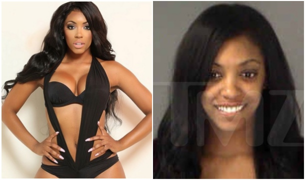 Porsha Williams Arrested and Released For Speeding and Suspended License