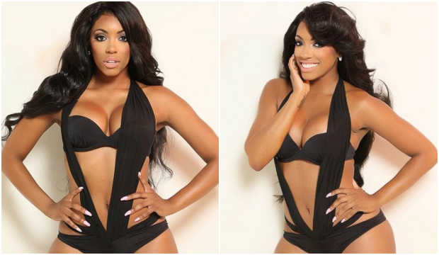 Porsha Williams Opens Up ABout Naomi Campbell Wanting Kenya Moore Fired From RHOA