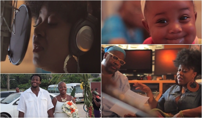 [Premiere] Amma Whatt Releases The Heart-Warming Visual For 'You' Featuring Vinx & Monet
