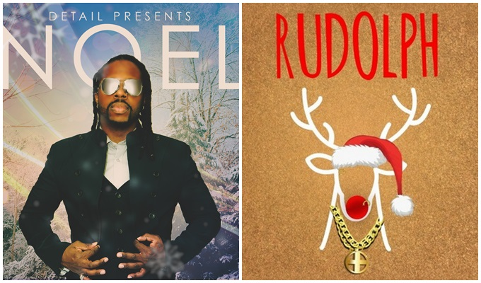 Producer Detail Channels James Brown on Christmas Offering 'Rudolph'