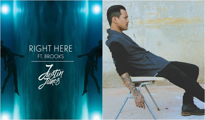 Producer Justin James Enlists Chicago's Brooks For House-Infused Groove 'Right Here'