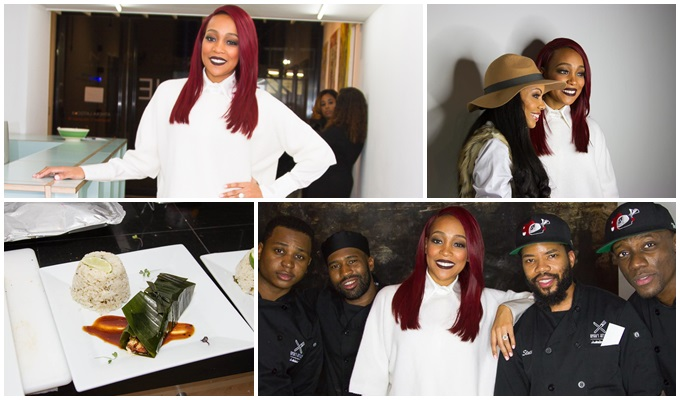 Pynk Magazine Hosts Dinner to Celebrate Monica's New Album & Significant Impact In Music