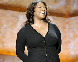 Queen Latifah Excited About Weight Loss Achievement