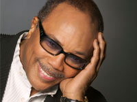 Quincy Jones' 'Walking in Space' to be Played in Space
