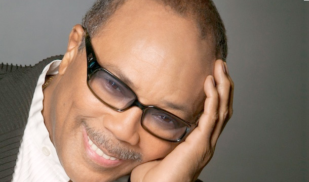 Quincy Jones to be Honored with ASCAP Founders Award