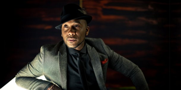Rahsaan Patterson – Don't Touch Me